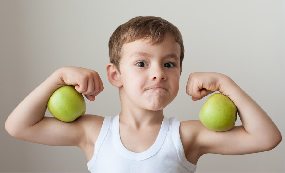 <strong>Die Gesundheit erhalten</strong>